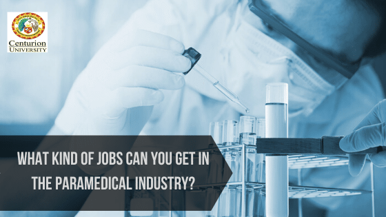 What Kind of Jobs Can You Get in the Paramedical Industry?