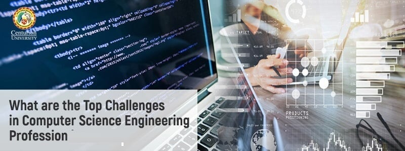 What are the Top Challenges in Computer Science Engineering Profession?